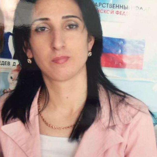 Багомедова Наида Далгатовна